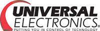Universal electronics - puting you in control of technology